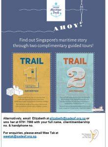 Singapore Maritime Trails