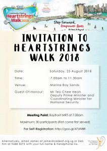 Community Chest Heartstrings Walk @ BayFront MRT | Singapore | Singapore