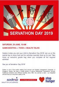 Servathon Day @ SADeaf | Singapore | Singapore