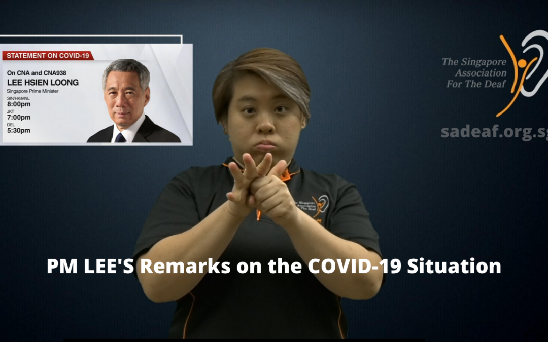 Highlights of Prime Minister Lee Hsien Loong's Statement on the COVID-19