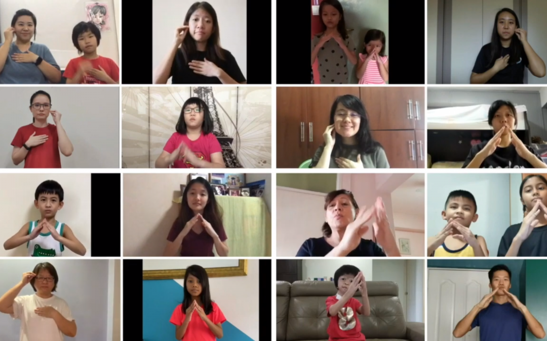 Home – By SADeaf's Deaf Education Department, in Singapore Sign Language