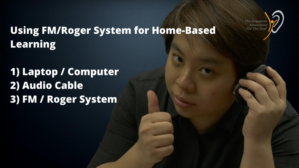 Using FM_Roger System for Home-Based Learning
