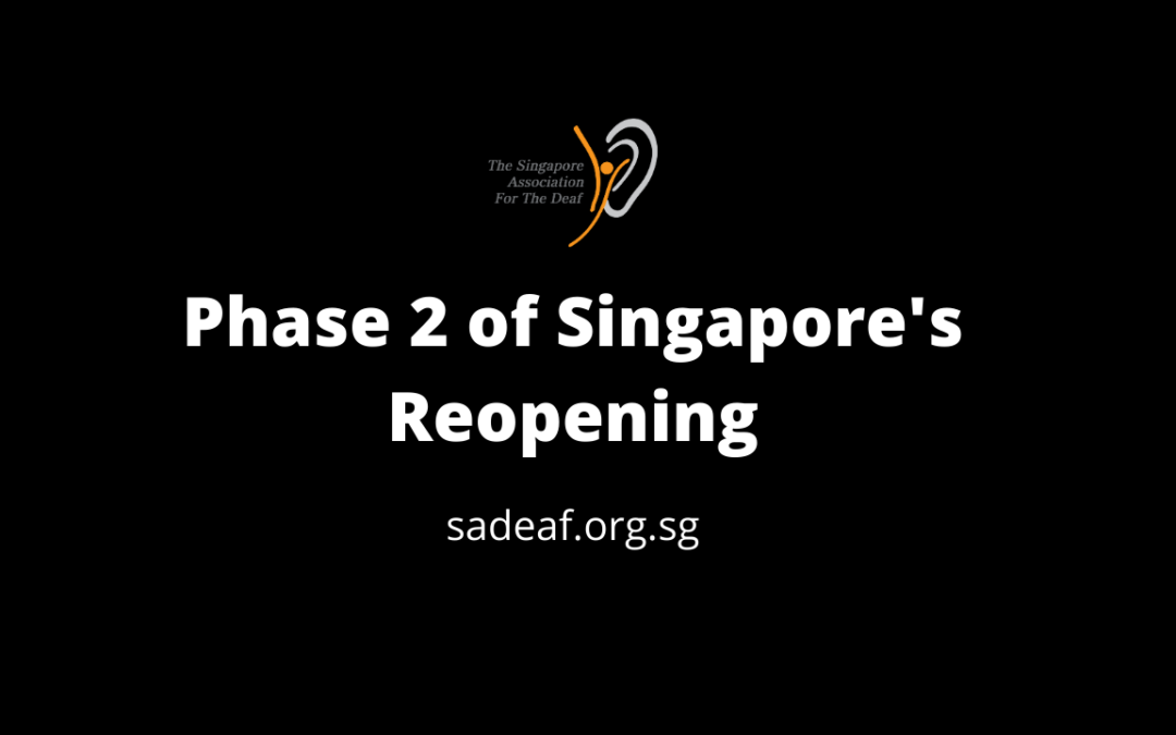Phase 2 of Singapore's reopening