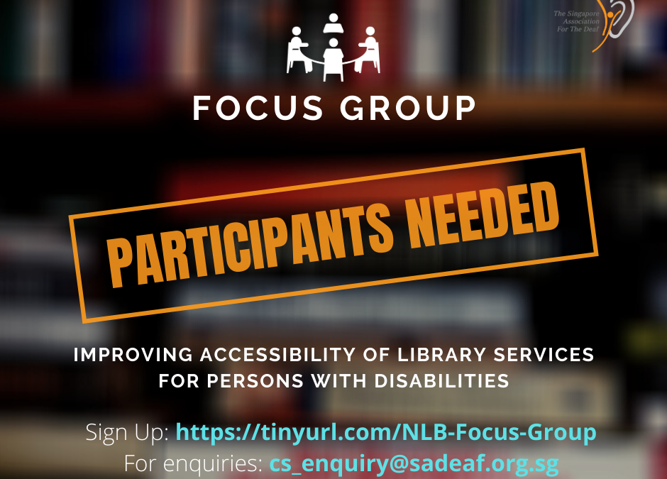 Focus Group Participants Needed