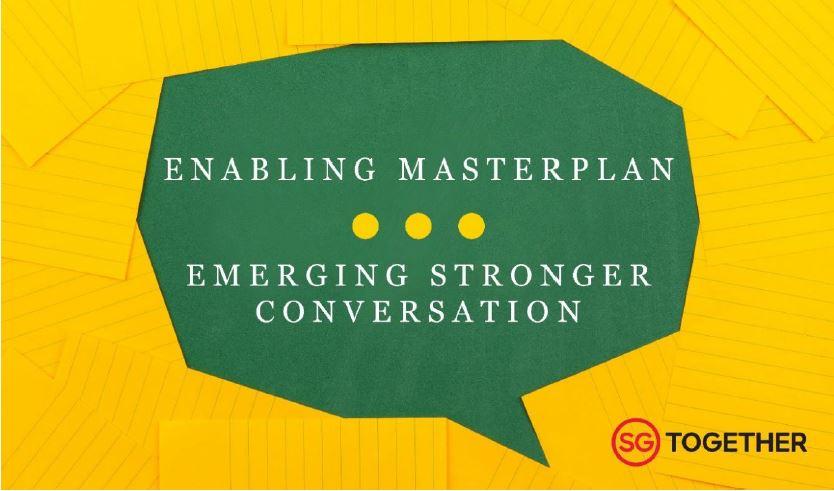 Enabling Master Plan: Emerging Stronger Conversation