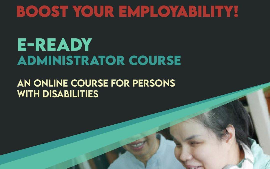 E-ready Administrator Course (Online)